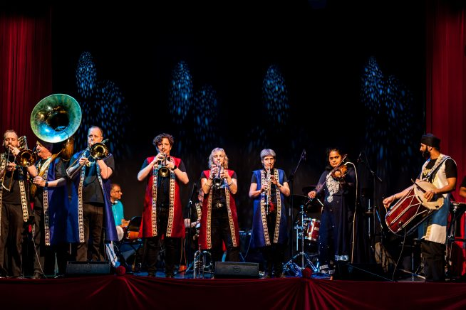 London International Arts Festival: Bollywood Brass Band &#038&#x3B; Jyotsna Srikanth