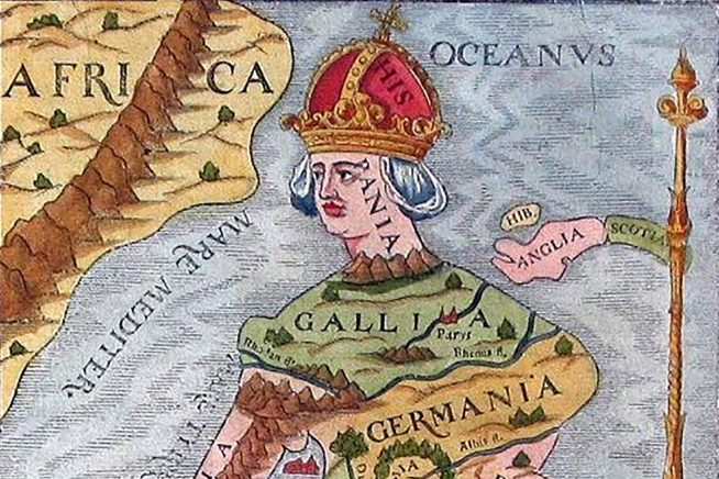 The Myths of Europe (Part of EUTOPIA)