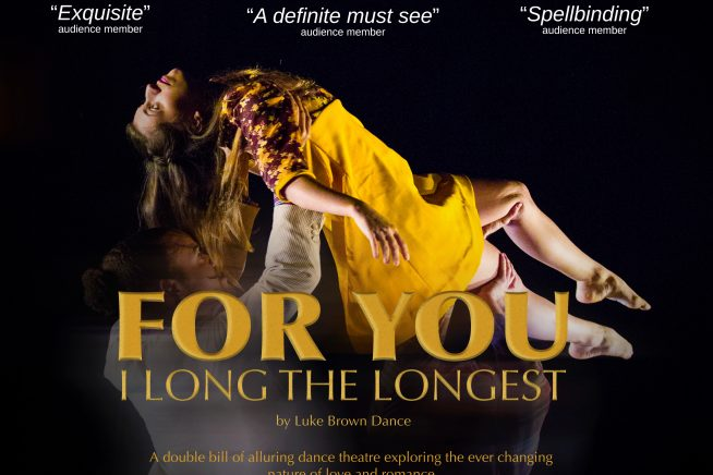For You I Long the Longest by Luke Brown Dance