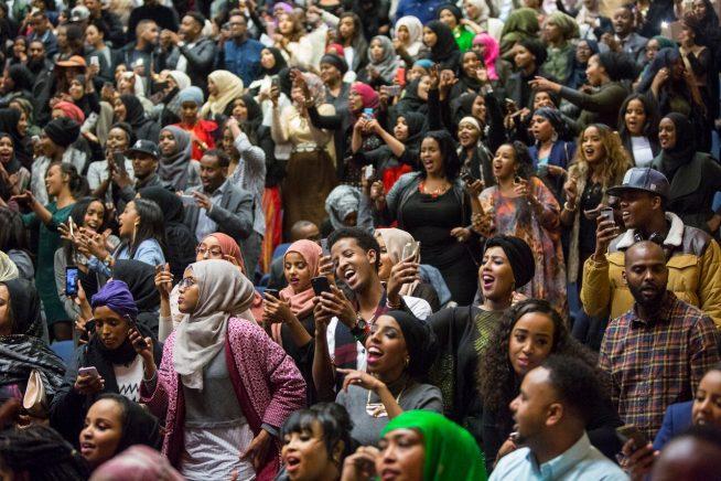 Somali Week Festival: Arawelo