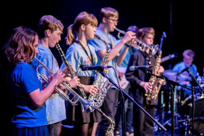 Youth Jazz Takeover: THAMES Big Band &#038&#x3B; NYJO Academy Ensembles