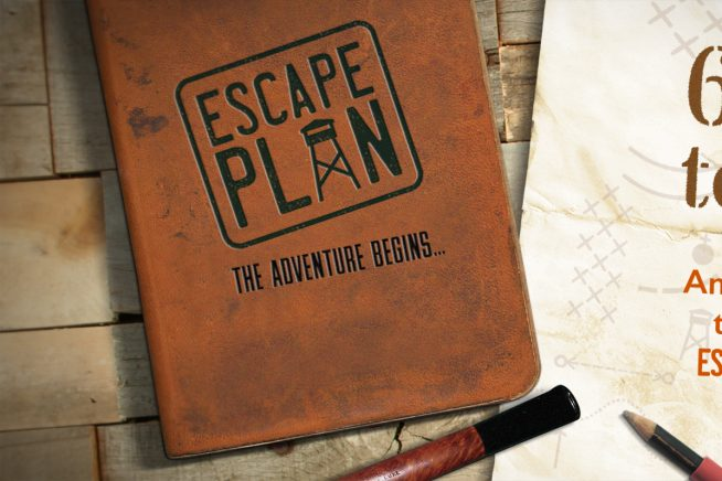 Escape Plan: The Adventure Begins