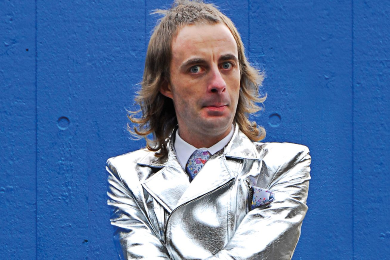 Paul Foot comedian - comedy