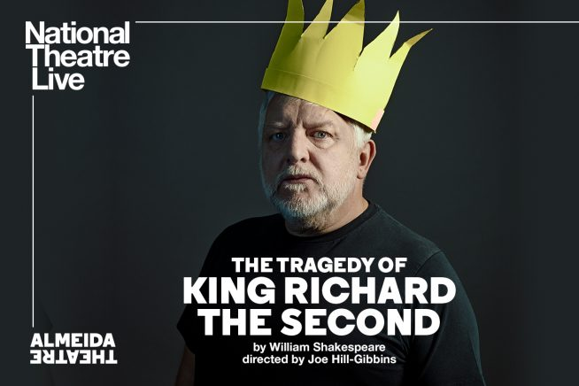 NT Live: The Tragedy of King Richard the Second (Encore)