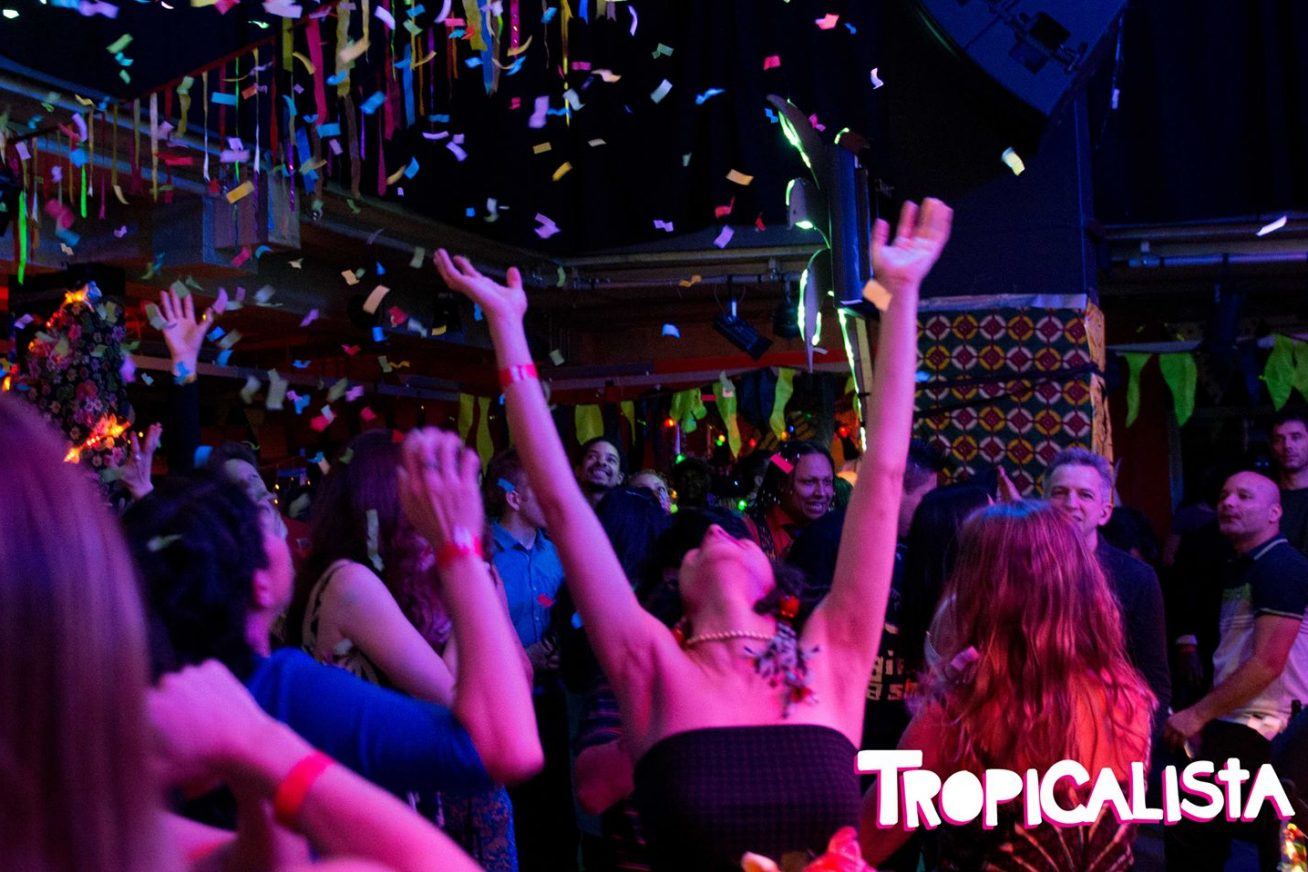 New Years Eve Tropicalista