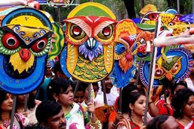Celebration of Bengali New Year