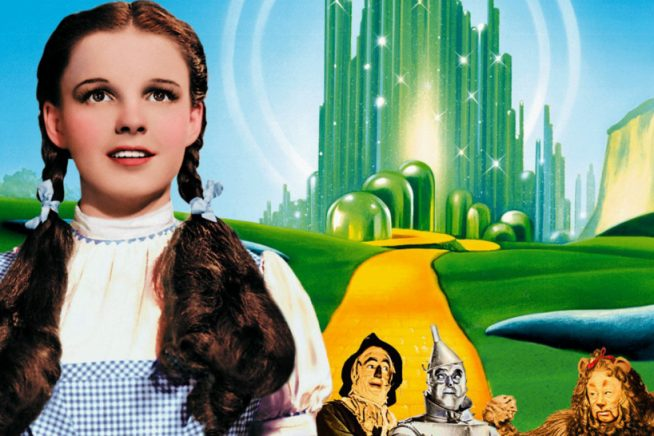 LGBT History Month: School Screening of Wizard of Oz
