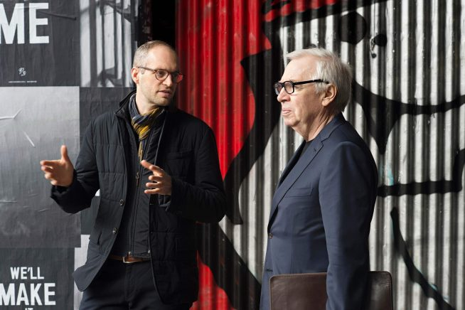 The problems and possibilities of planning: David Chipperfield in conversation with Simon Kretz