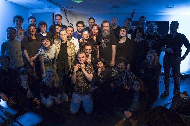 European Poetry Festival: Camarade