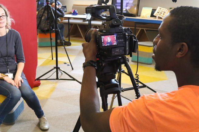 Tower Hamlets Stories – Family Film Workshop