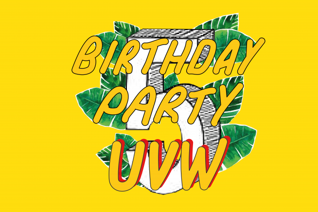Solidarity Forever: UVW 5th Birthday Party