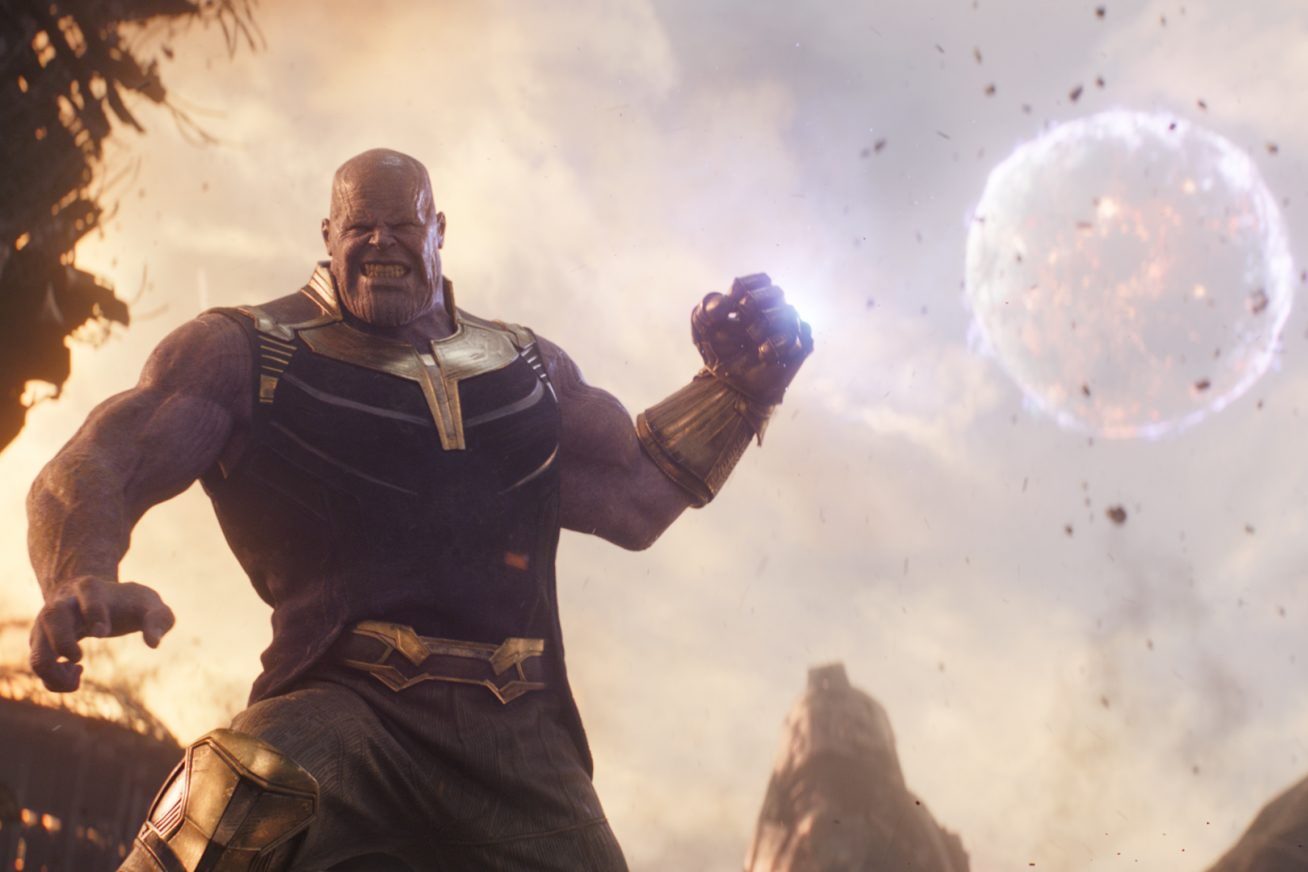 Avengers: Infinity War and Endgame Double Bill