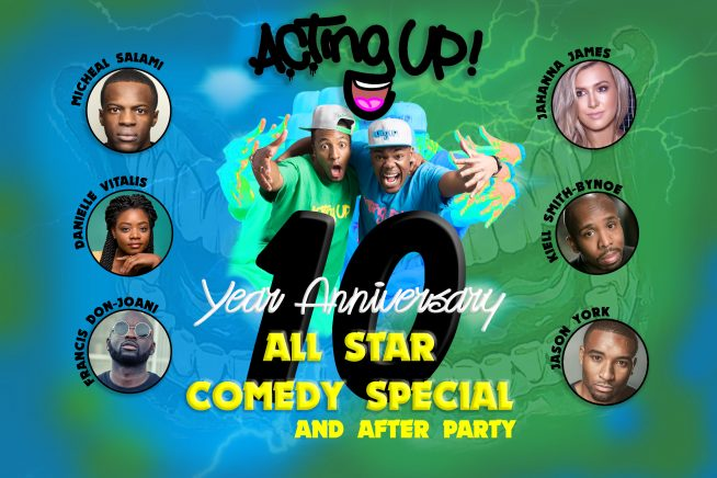 ACTing Up &#8211&#x3B; 10 Year Anniversary Special