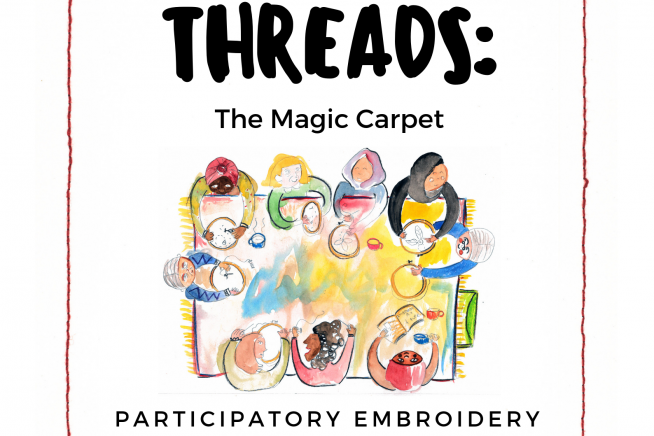 Moving Threads: The Magic Carpet