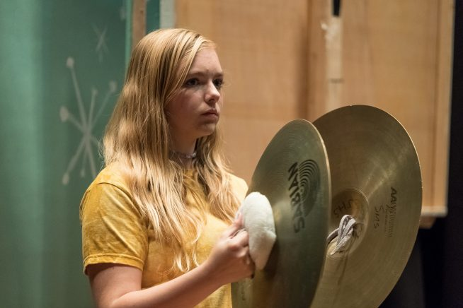 Over 60s Screening: Eighth Grade