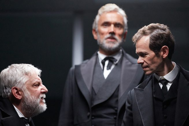 NT Live: The Lehman Trilogy
