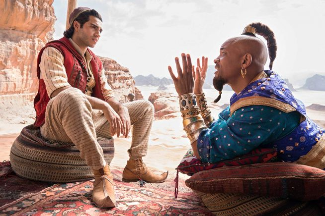 Parents &#038&#x3B; Babies Screening: Aladdin