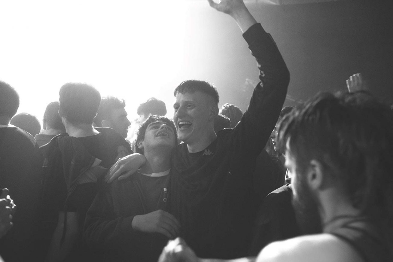 Beats - Two young Scottish lads party at a rave