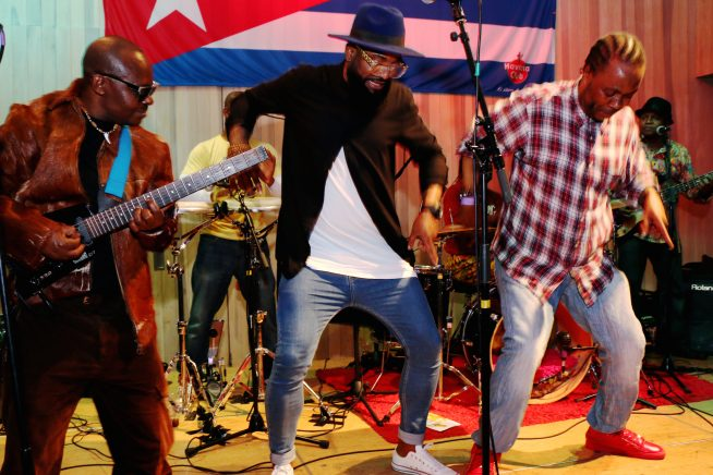 GRUPO LOKITO BIG BAND SPECIAL (Congo/Cuba/UK)