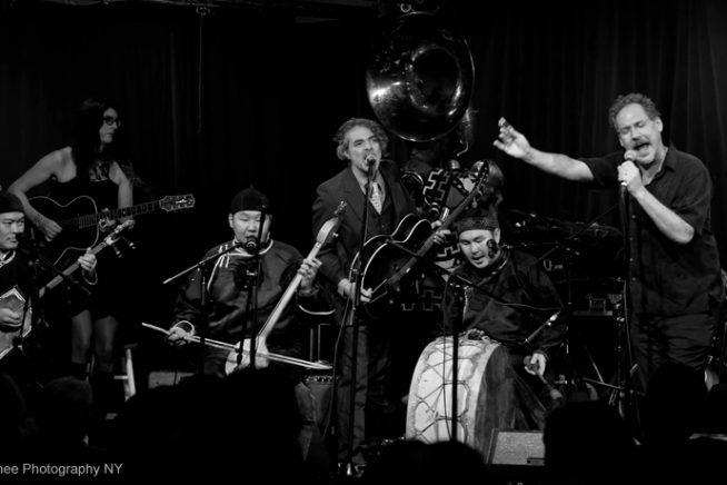 Alash Ensemble – Tuvan throat singing masters