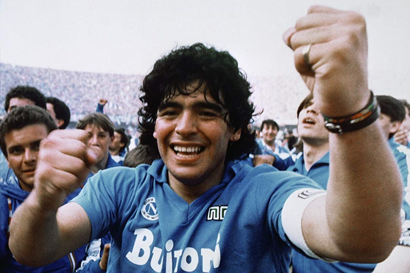 Over 60s Screening: Diego Maradona