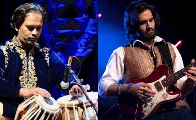 Shahbaz Hussain and Zayn Mohammed in concert – A musical journey of tabla and strings