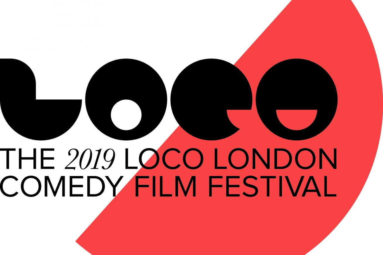 Loco Logo 2019 Semi Circle Black