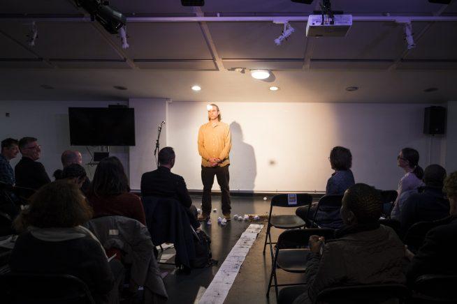 Nordic Poetry Festival: Camarade