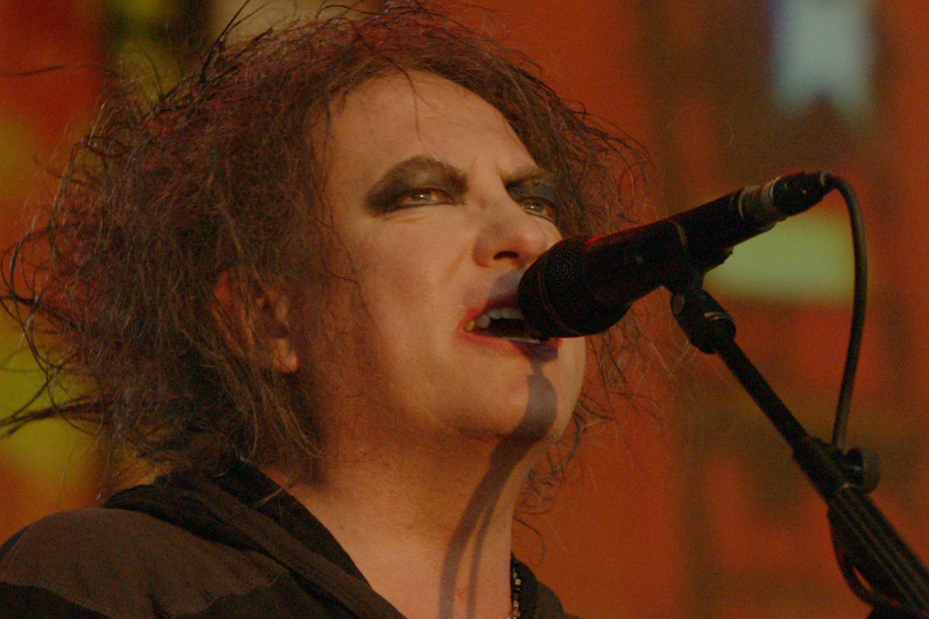 The Cure Live in Hyde Park