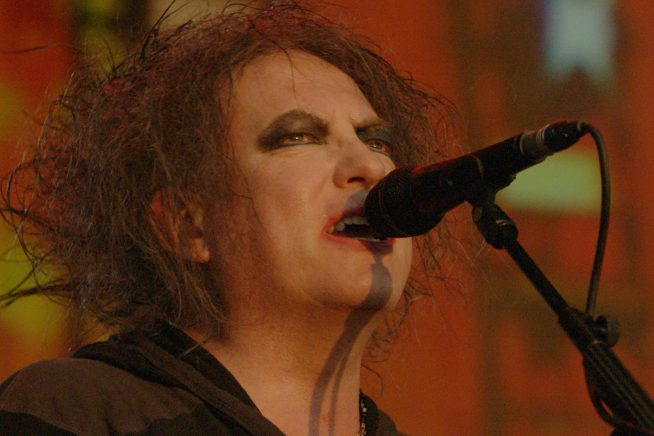 The Cure: Anniversary 1978-2018 – Live in Hyde Park London