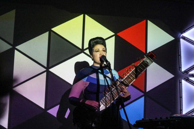 Bishi AV Show Launch – 'Let My Country Awake'