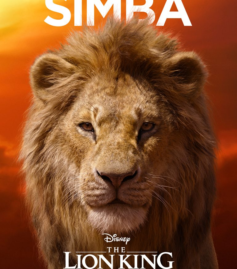 over 60s the lion king