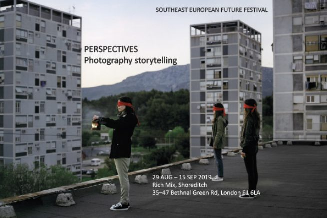 Southeast European Future Festival: PERSPECTIVES – Photography Storytelling