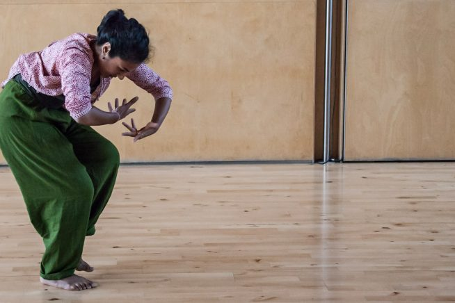UnTANGLE – Designing Dances Workshop