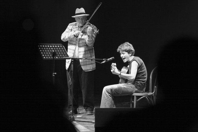 ADA MILEA & THE BALANESCU QUARTET: EUROPALIA ARTS FESTIVAL ROMANIA