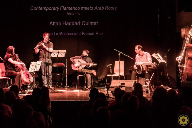 Attab Haddad Quintet and special guest Sabina Rakcheyeva – EFG London Jazz Festival