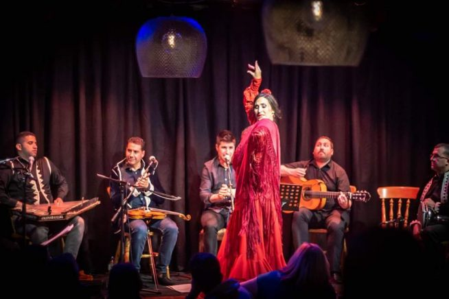 CusCus Flamenco – The Music of Al-Andalus