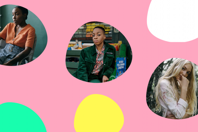 The All Ears Podcast Live with Ego Ella May, Emmavie & Marie Dahlstrom