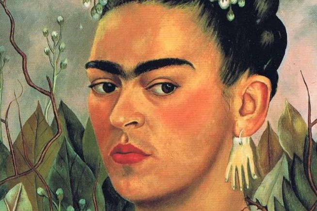 Re-interpretation of Frida Kahlo Through Indian Classical Music