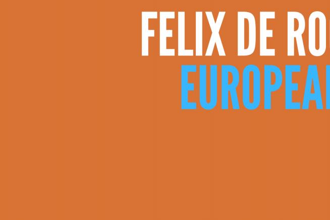 CANCELLED: Europeans: Felix de Rooy