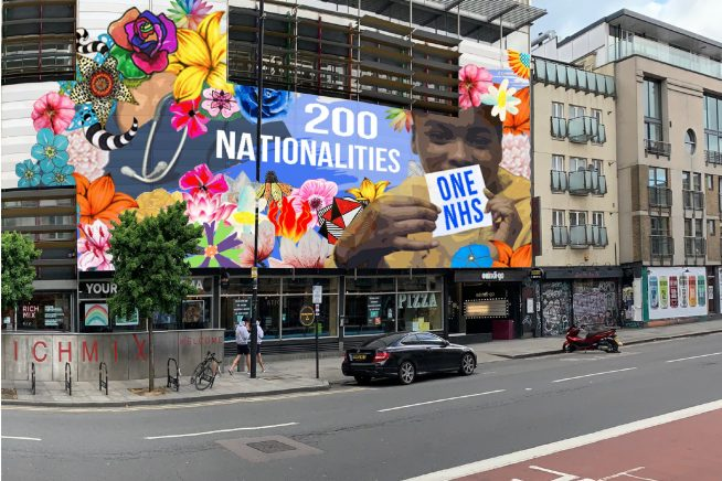 200 Nationalities, One NHS