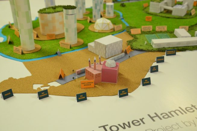 Imagining Tower Hamlets For Ourselves 3D Exhibition