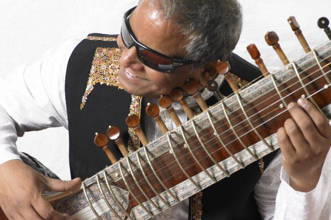 Raised @ Rich Mix interview with Baluji Shrivastav