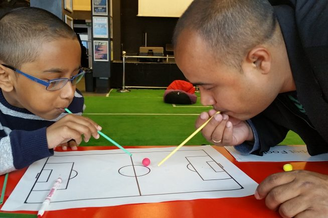 LBTH Dads' Play Day