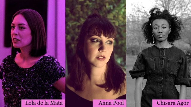 Open Call Showcase ft. Lola De La Mata, Anna Pool & Chisara Agor