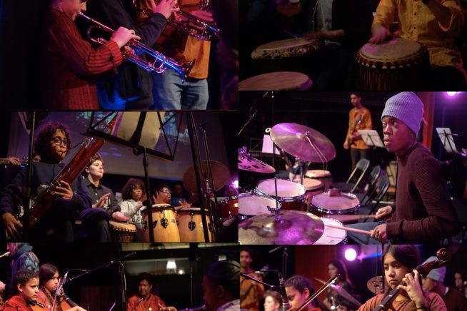 Grand Union Youth Orchestra Masterclasses