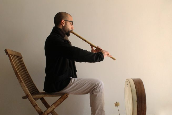 """""""Nay Nature Addresses You"""" Solo performance by Faris Ishaq – UK Premiere"""