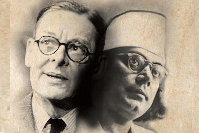 The centenary celebration of T S Eliot's 'The Wasteland' and Nazrul's 'Bidrohi'